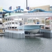 1 multivator floating boatlift canopy