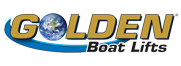 logo golden-boatlifts