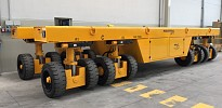Industrial Lift (140tons self propelled cart)